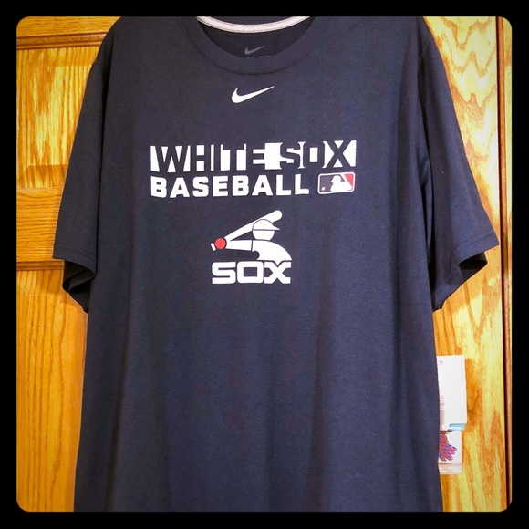 purchase cheap f2e5a 5a8de Men's Nike Dri-Fit Chicago White Sox Tee, NWT, L NWT